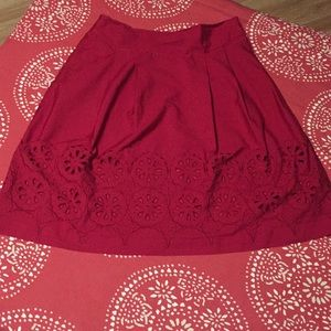 Loft size 10 skirt